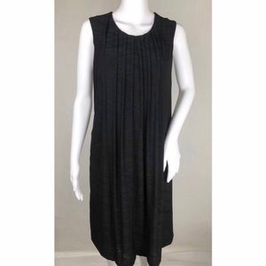 Calvin Klein Black Sleeveless Dress Size M